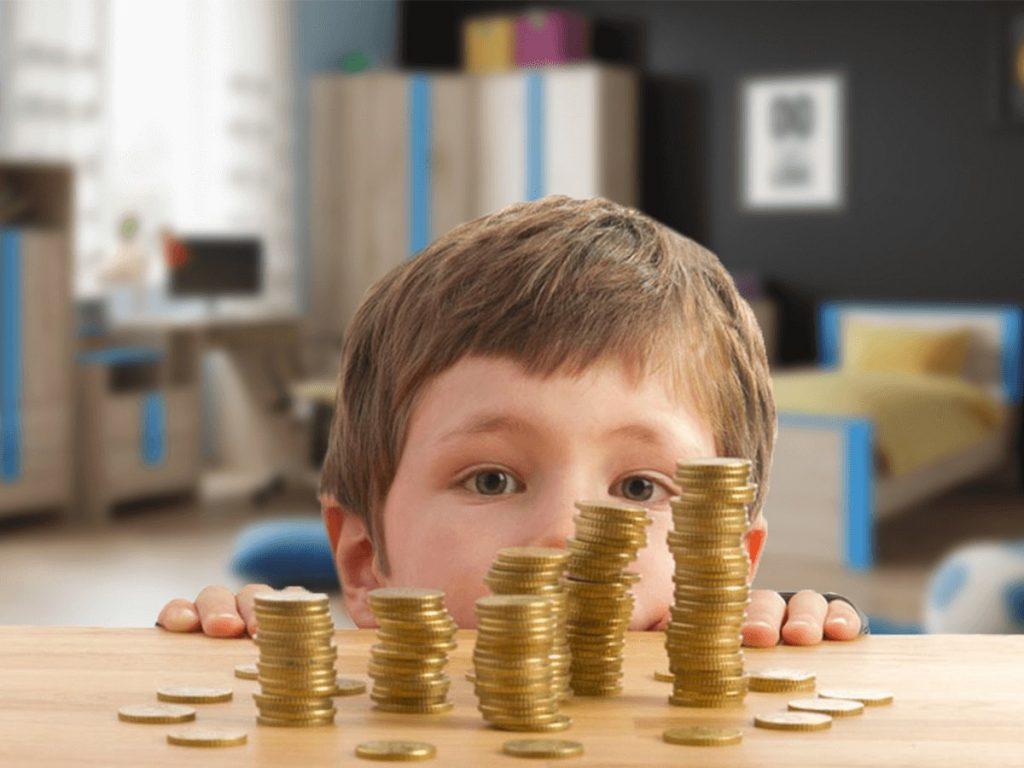 Семьям с многими детьми на заметку – заявления на выплаты